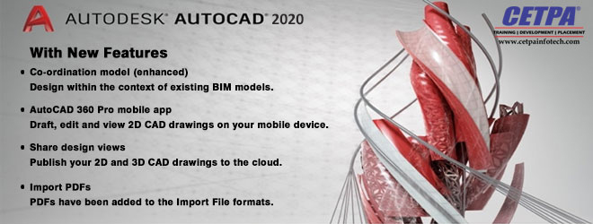 6 Advanced Features Of AutoCAD 2020