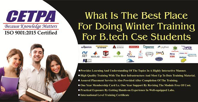 Winter training In Noida