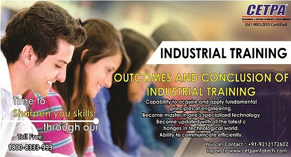 industrial training in noida