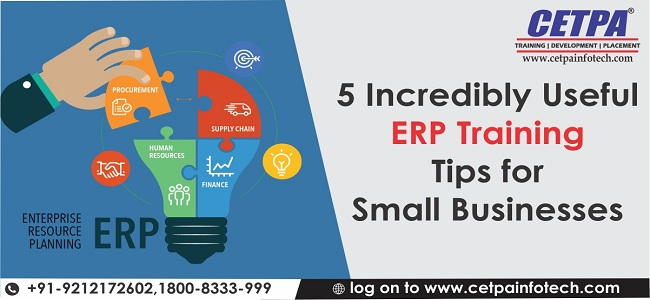 ERP-Training Tips