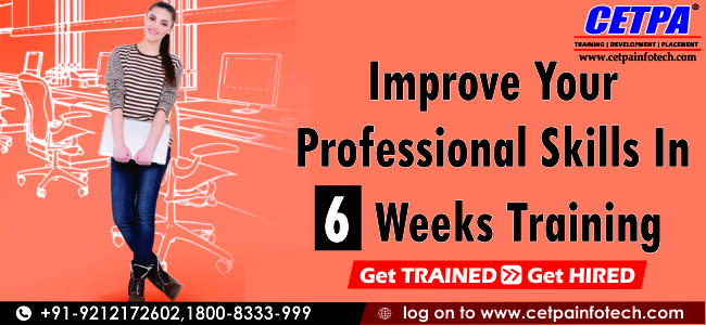 6 Months Project Based Training in Noida