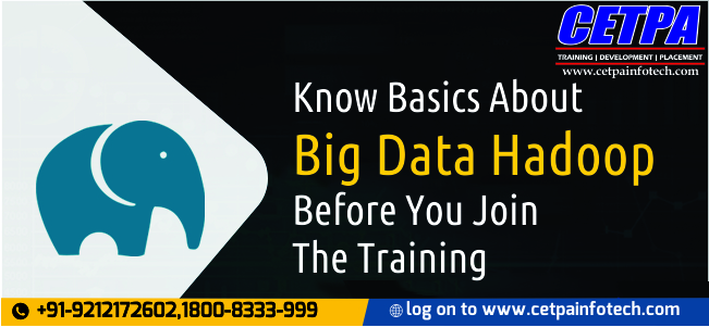 Big Data Hadoop Training in Noida