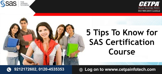 Sas Training in Noida
