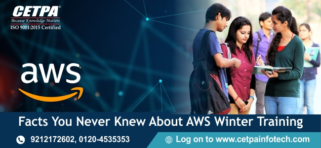 AWS Winter training classes in Noida