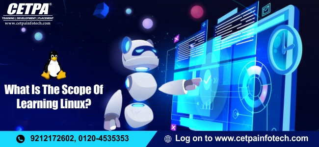 Linux training Course in Noida