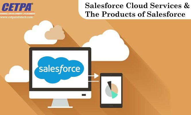 Salesforce Cloud Services & the Products Of Salesforce