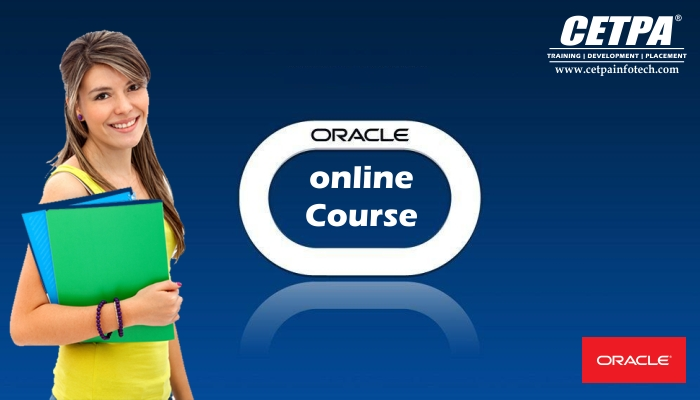 Oracle online course in India