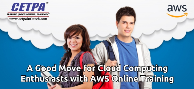 A Good Move for Cloud Computing Enthusiasts with AWS Online Training