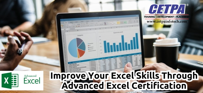 advance excel online Course