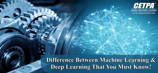 Machine Learning And Deep Learning courses