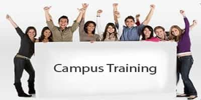 College Campus training in noida