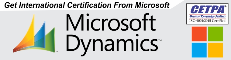 Microsoft Dynamics Training in Noida | MS Dynamics AX / NAV / CRM