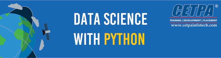 Data Science Using Python | Data Science With Python | CETPA INFOTECH