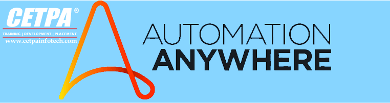 RPA Automation Anywhere Training in Noida | RPA Automation