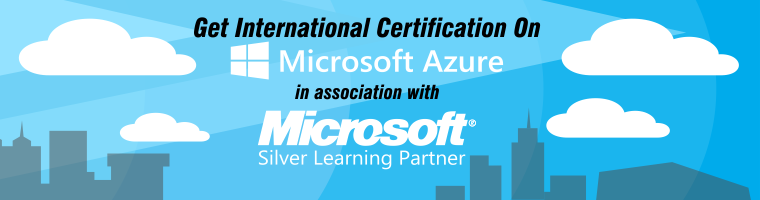 Microsoft Azure Training in Noida | Microsoft Azure Training